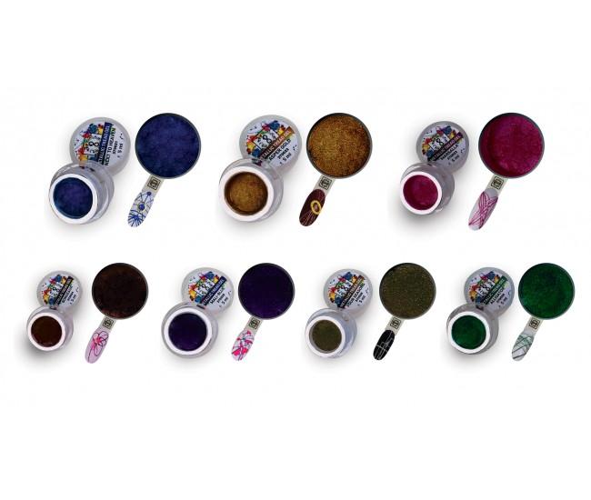Metallic Tread Gel - Metallic Collection 370028 30ml