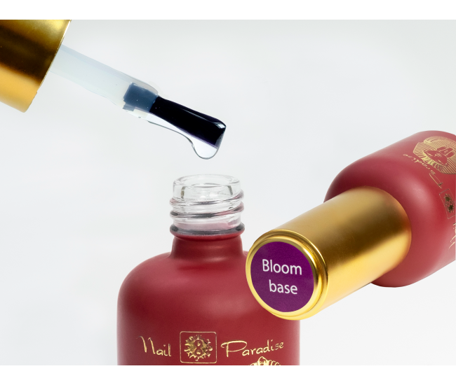 BLOOM Base Coat (For Aquarelle Design) 15ml
