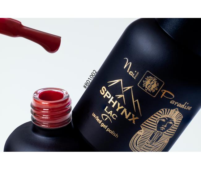 Gel Polish - Lady Crimson 10ml