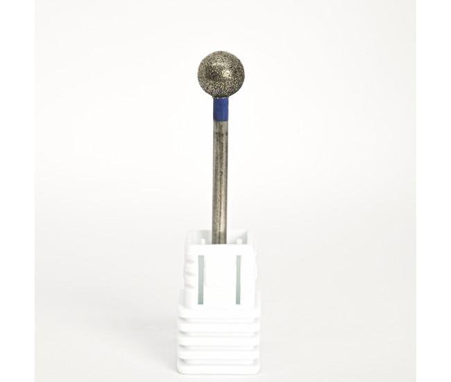 Diamond Ball Bit   100-120 # GRIT 7 mm  - 900053 - Nail & Eyelash Paradise
