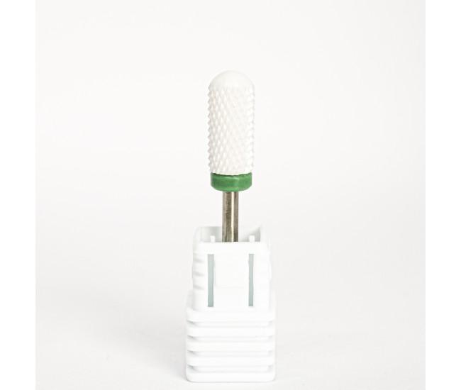 Ceramic SAFETY Nail Drill bit |900389  C  SMOOTH TOP | - Nail & Eyelash Paradise