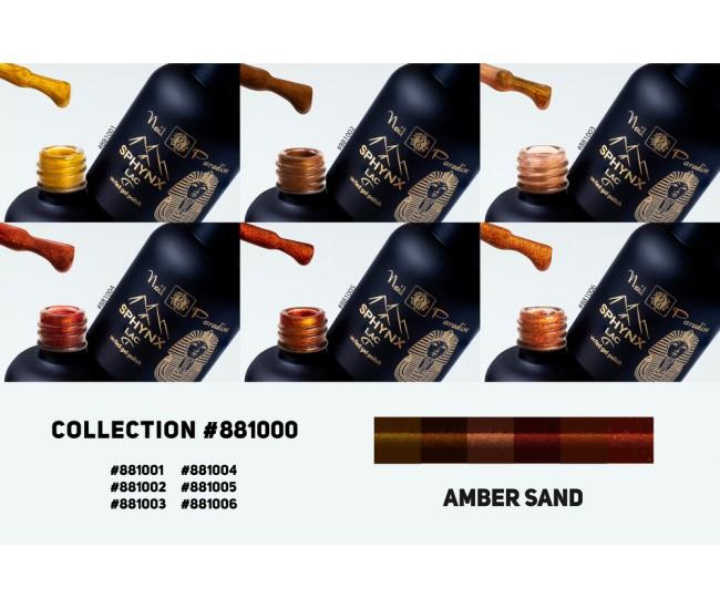 Cat Eye Gel Polish Collection - Amber Sand 60ml