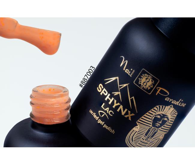 SPHYNX Lac Gel Polish - Peach Robin 10ml