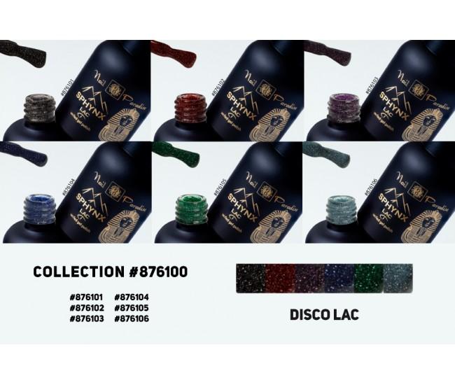 SPHYNX Lac Gel Polish Collection - Disco Lac 1 60ml