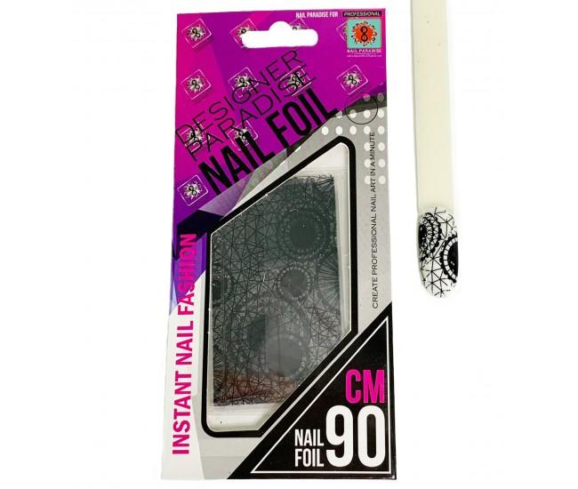 Nail Foil 600032 - 90cm. - Nail & Eyelash Paradise