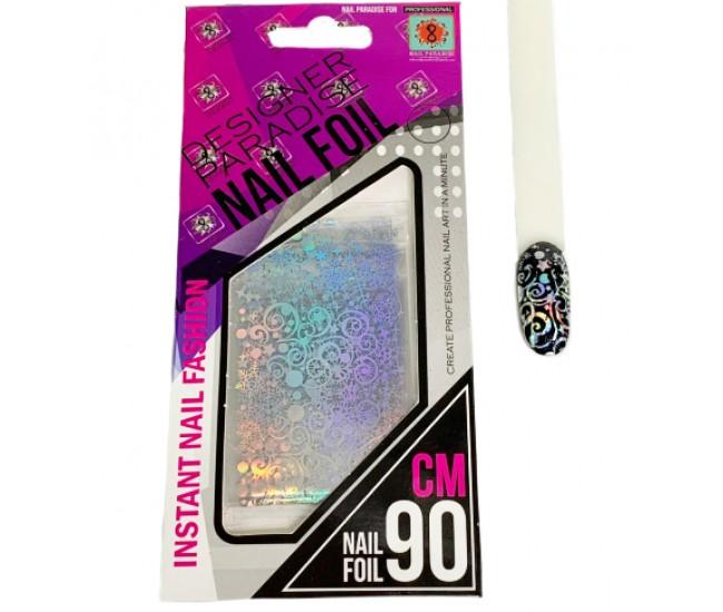 Nail Foil 600035 - 90cm. - Nail & Eyelash Paradise