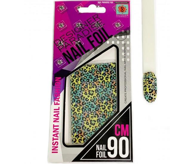 Nail Foil 600039 - 90cm. - Nail & Eyelash Paradise