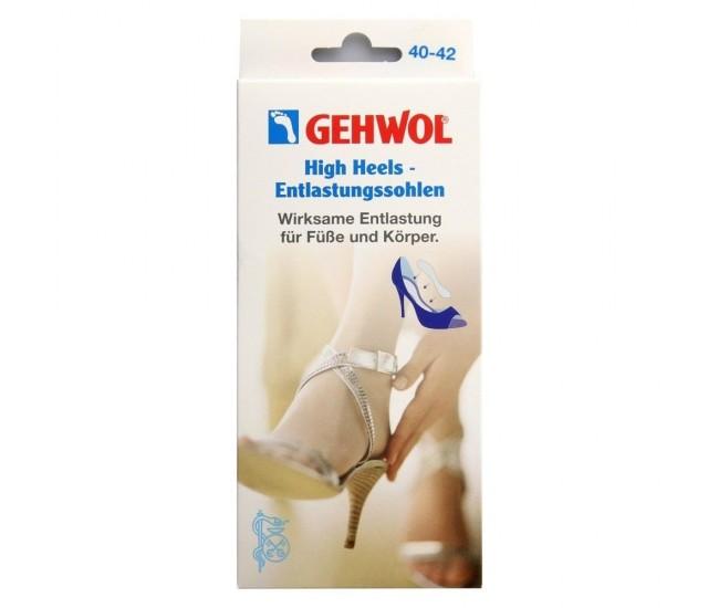 Gehwol High Heels Relief Soles 40-42 L