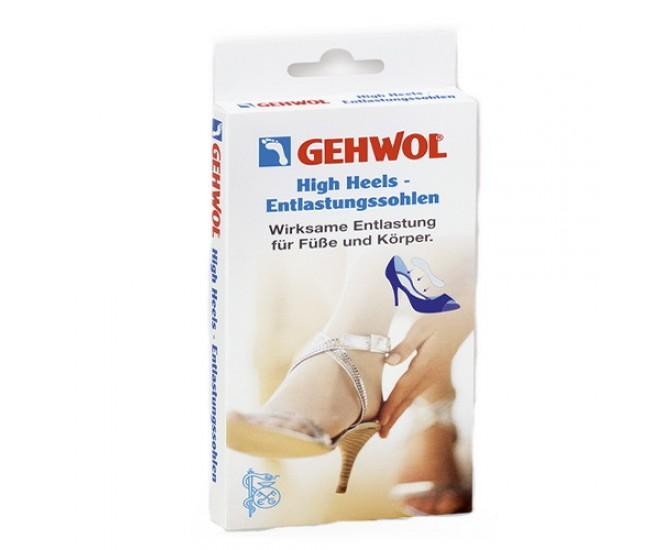 Gehwol High Heels Relief Soles 34-36 XS