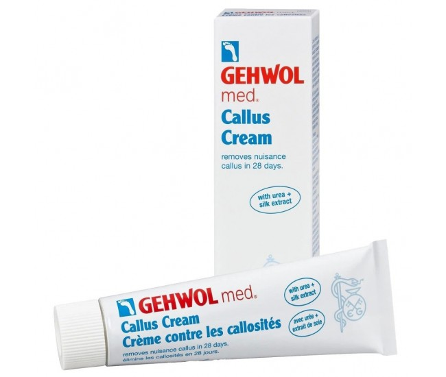 GEHWOL Med Callus Cream 125ml