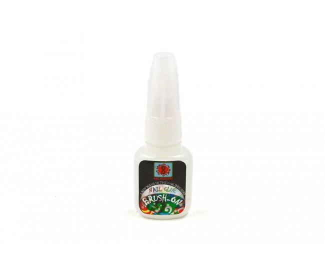Brush On Nail Glue - 10ml - Nail & Eyelash Paradise