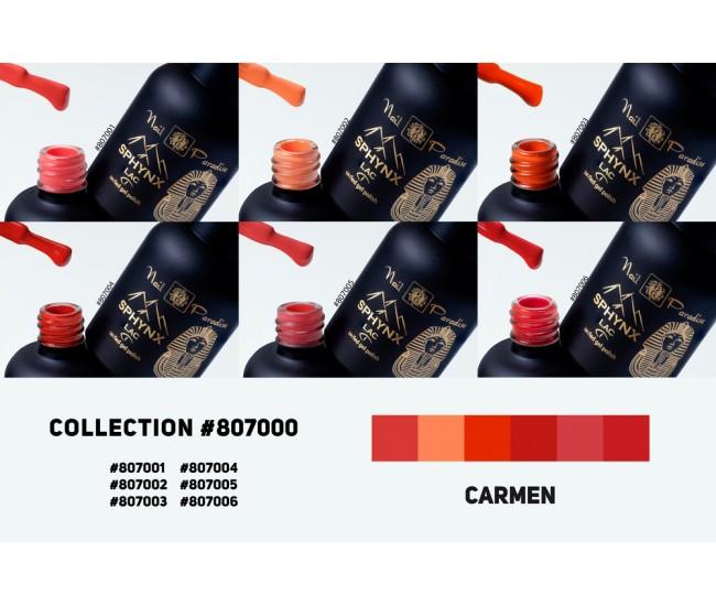 Gel Polish Collection - Carmen 60ml