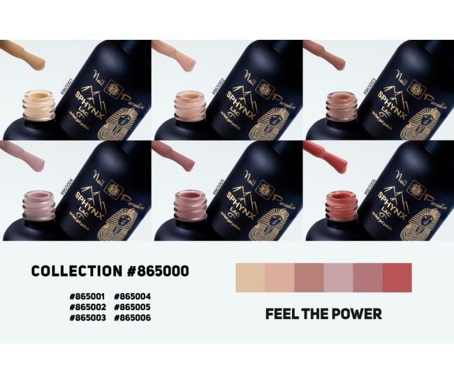 Gel Polish Collection - Feel the Power 60ml