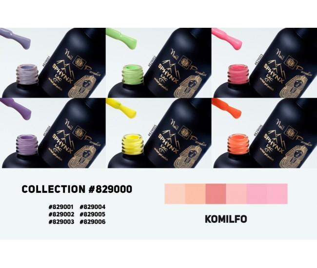 Gel Polish Collection - Komilfo 60ml