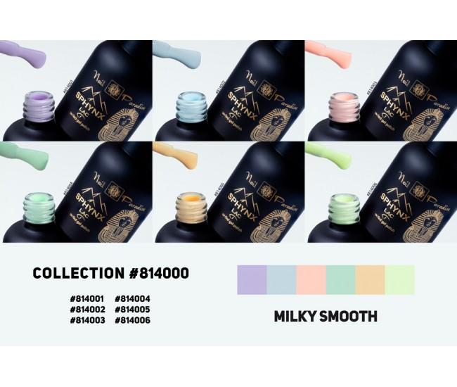 Gel Polish Collection - Milky Smooth 60ml