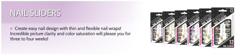 Nail Sliders