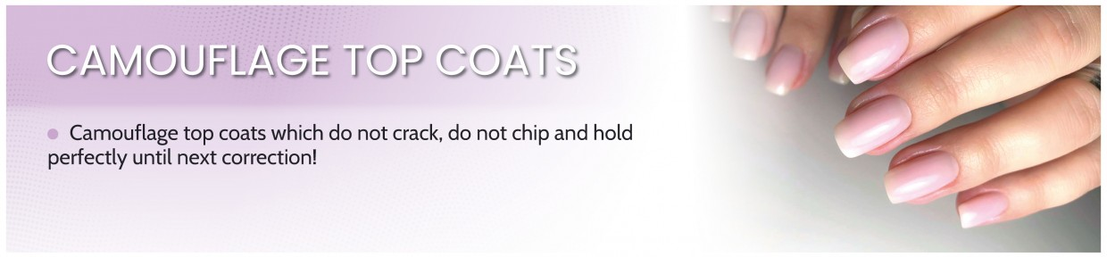 SPHYNX Lac Camouflage Top Coats