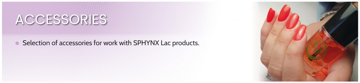 SPHYNX Lac Accessories