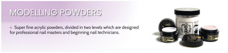 Acrylic Modelling Powders