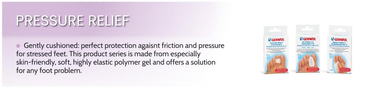 GEHWOL Pressure Relief