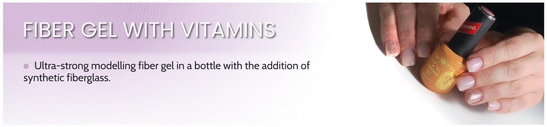 SPHYNX Lac Fiber Gel with Vitamins