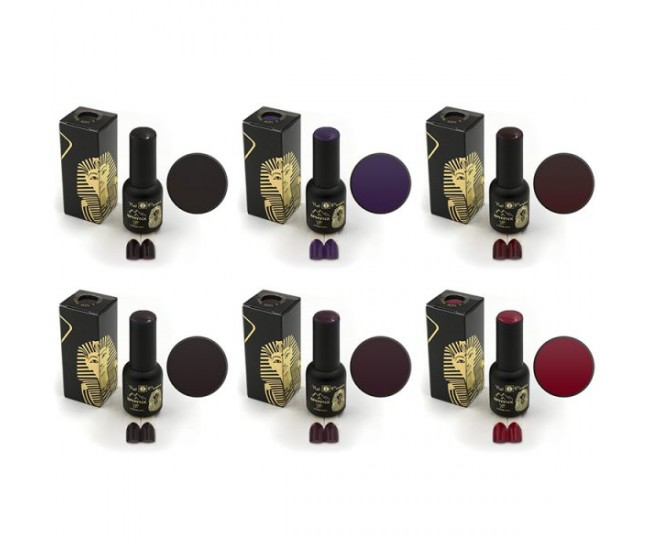 """""""SPHYNX"""" Lac Gel Polish - Queen of the Night Collection 60ml. - Nail & Eyelash Paradise"""