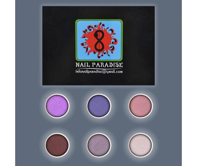 Romantic Acrylic Collection 36g. - Nail & Eyelash Paradise