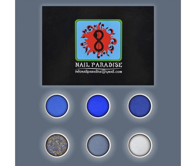 Frozen Acrylic Collection 36g. - Nail & Eyelash Paradise