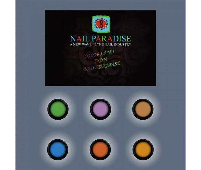 Amorous Art Gel Collection 42g. - Nail & Eyelash Paradise