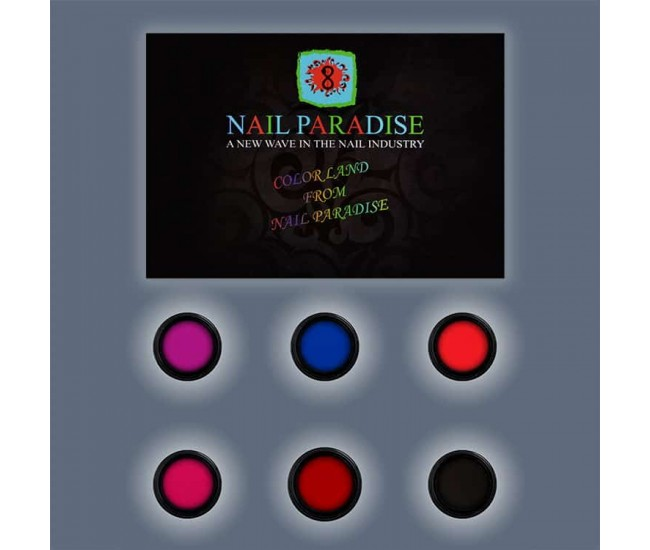 Gel Festival Art Gel Collection 42g. - Nail & Eyelash Paradise