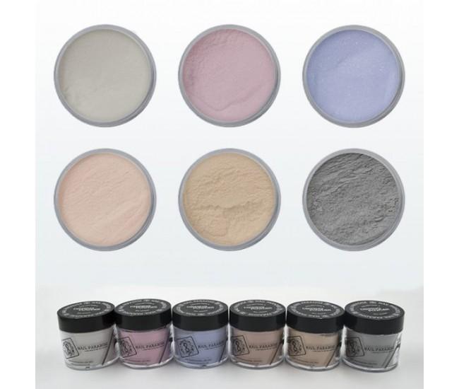 Dipping Powder Collection 4 - 180g. - Nail & Eyelash Paradise