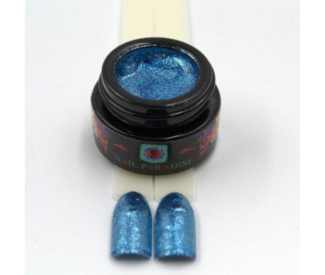 Platinum Life - Atomic Turquoise 7g - Nail & Eyelash Paradise