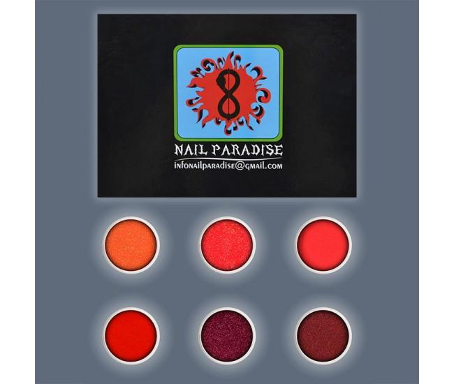 SPRING Glitter Collection 2 - Nail & Eyelash Paradise