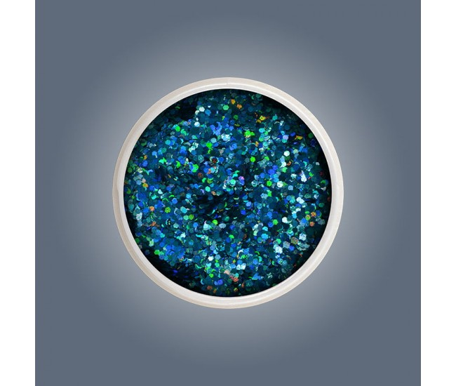 COASTAL BREEZE Glitter - Deep Ocean - Nail & Eyelash Paradise