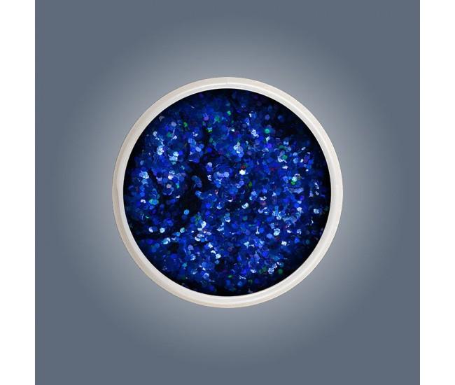 JAMAICA NIGHT Glitter - Macaw - Nail & Eyelash Paradise