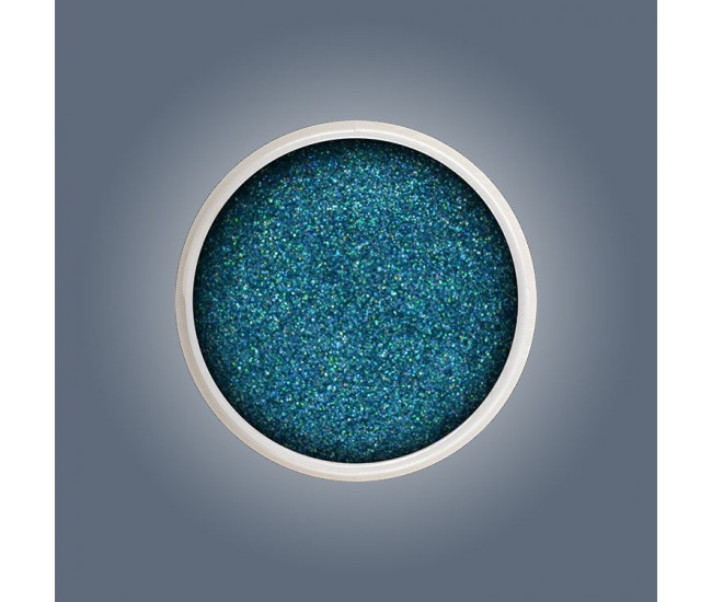 WINTER Glitter - Turquise Shimmer - Nail & Eyelash Paradise