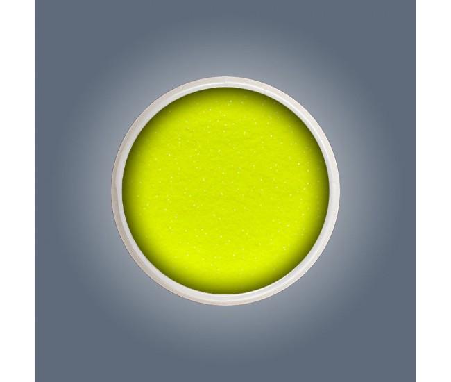 NEON SUGAR MANICURE Glitter - Yellow Sugar - Nail & Eyelash Paradise