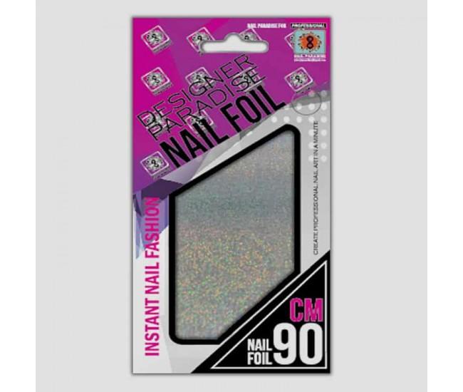 Nail Foil 600007 - 90cm. - Nail & Eyelash Paradise