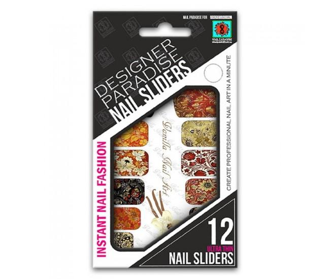 Nail Sliders 620010 - 12pcs. - Nail & Eyelash Paradise