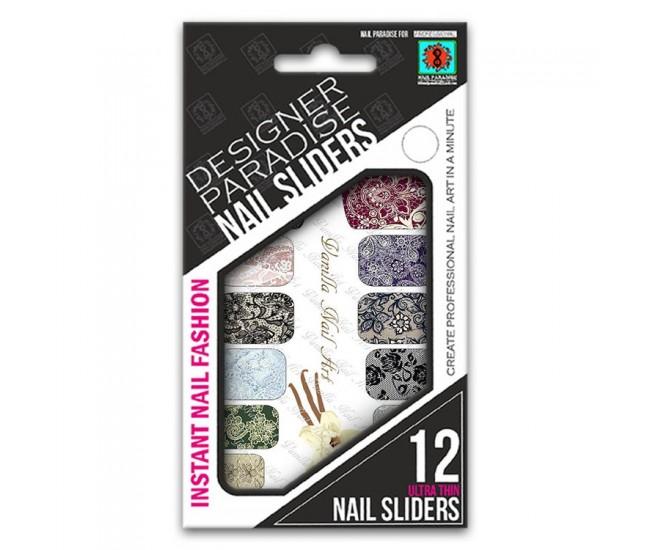 Nail Sliders 620016 - 12pcs. - Nail & Eyelash Paradise