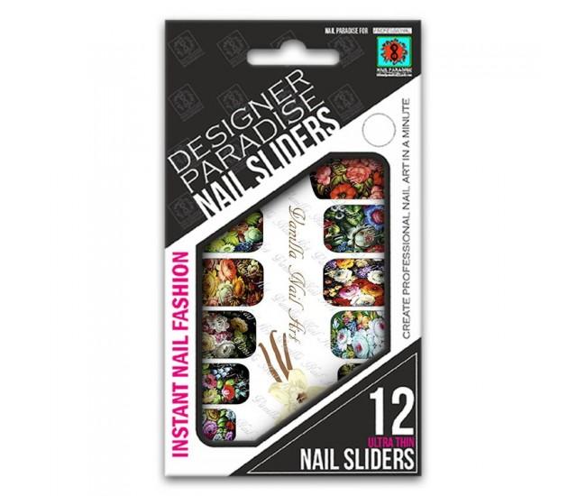 Nail Sliders 620018 - 12pcs. - Nail & Eyelash Paradise