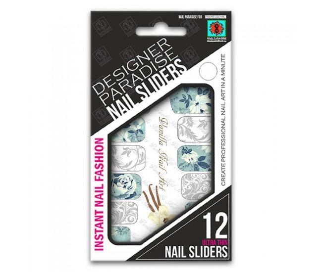 Nail Sliders 620022 - 12pcs. - Nail & Eyelash Paradise