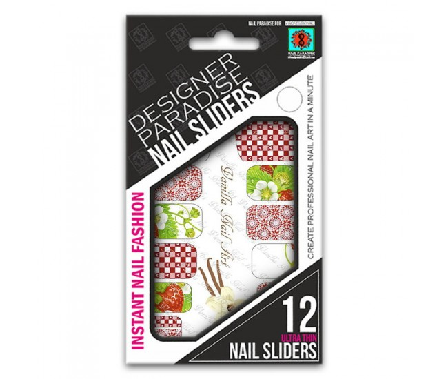 Nail Sliders 620025 - 12pcs. - Nail & Eyelash Paradise